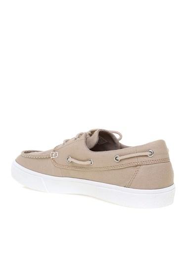 Timberland Timberland Erkek Bağcıklı Bej Sneaker TB0A42P92691 Bej